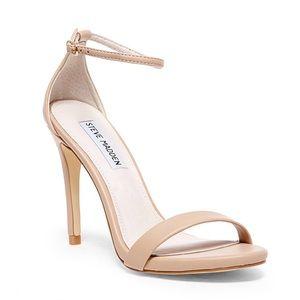 Steve Madden nude Stecy heels size 8.5